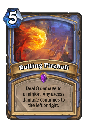 Rolling Fireball Card Image