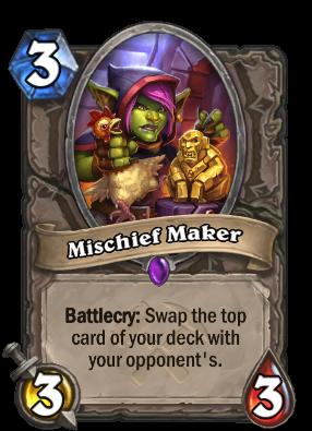 Mischief Maker Card Image