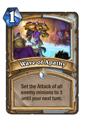 Wave of Apathy Card Image