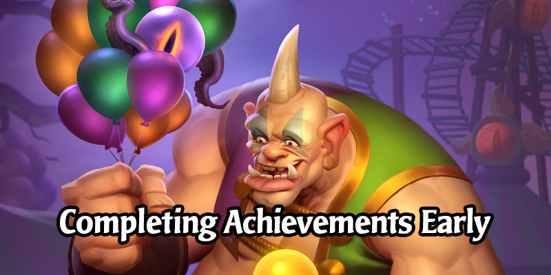 Completing Your Darkmoon Faire Achievements Before the Madness Arrives as a Free to Play Player