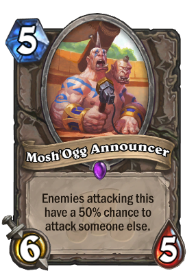 Mosh'Ogg Announcer Card Image