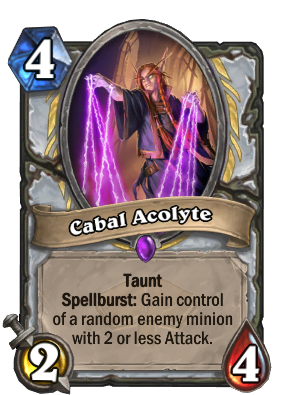 Cabal Acolyte Card Image