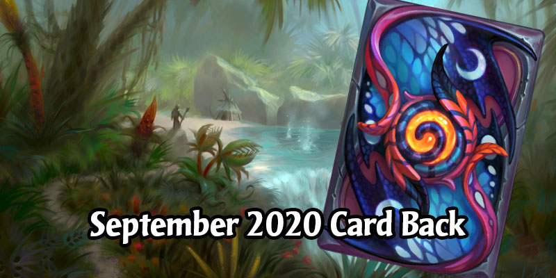 Hearthstone's September Card Back, Faerie Tail, Has Arrived!