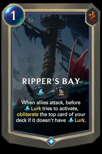 Ripper's Bay Card Image
