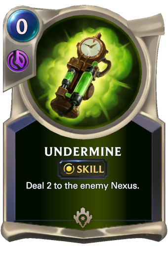 Undermine Card Image