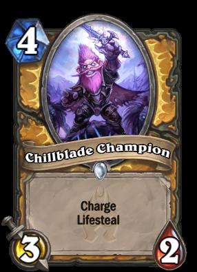 Chillblade Champion Card Image