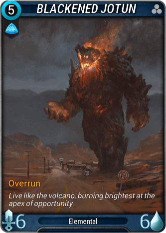 Blackened Jotun Card Image