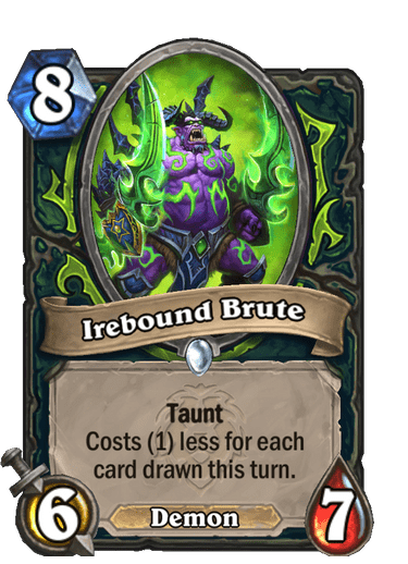 Irebound Brute Card Image