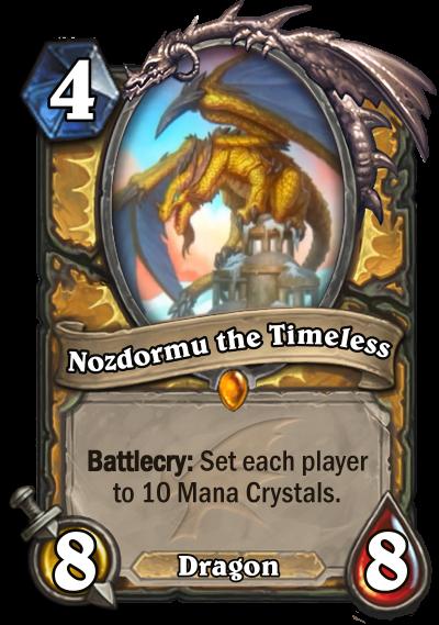 Nozdormu the Timeless Card Image