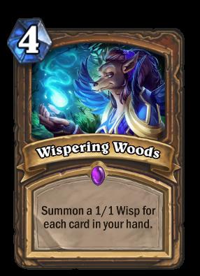 Wispering Woods Card Image