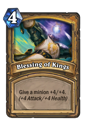 Blessing of Kings Card Image
