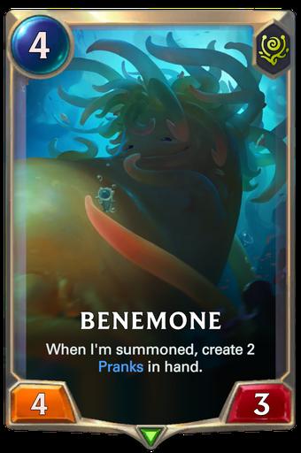 Benemone Card Image