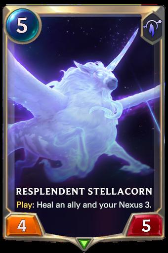 Resplendent Stellacorn Card Image
