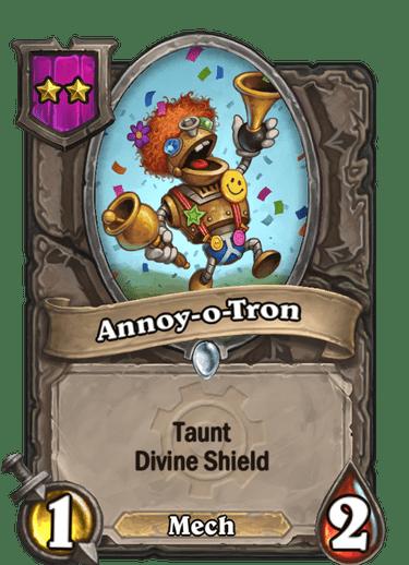 Annoy-o-Tron Card Image
