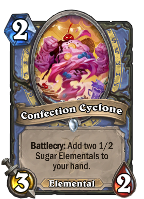 Confection Cyclone Card Image