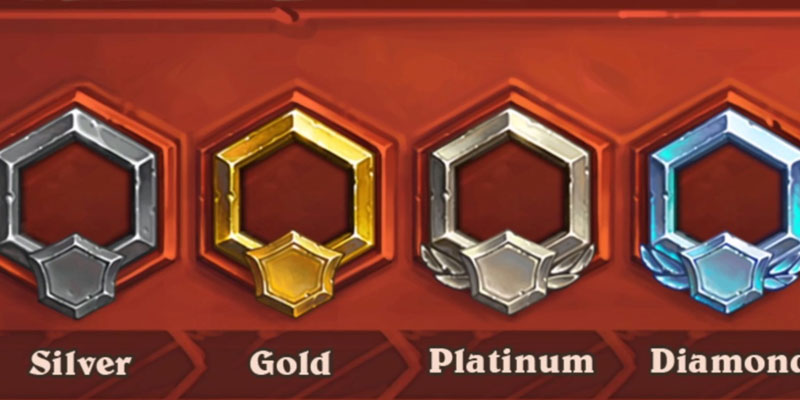 Ranked Play in Hearthstone Drops Ranked Numbers, Moves to Tiers