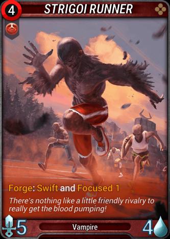 Strigoi Runner Card Image