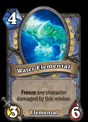 Water Elemental Card Image