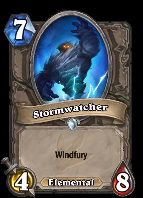 (7) Stormwatcher