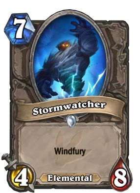 Stormwatcher Card Image