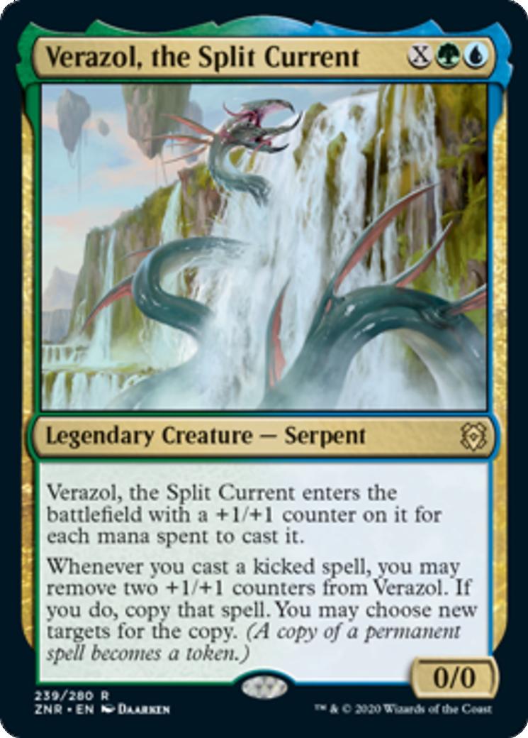 Verazol, the Split Current Card Image
