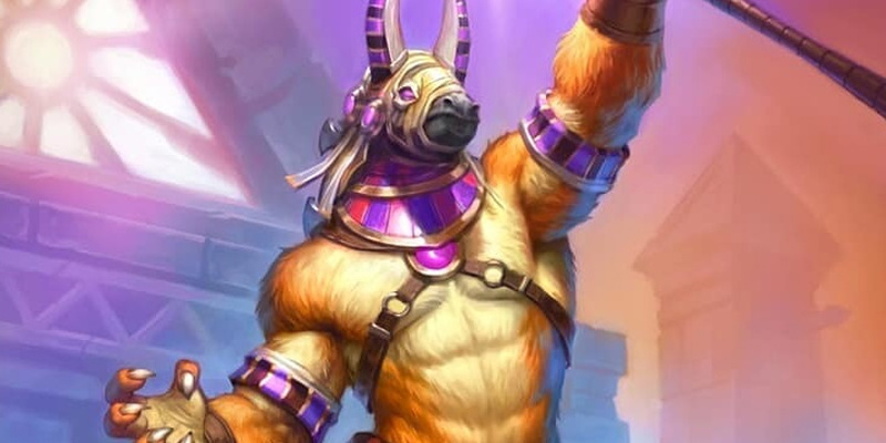 Our Favourite Saviors of Uldum Cards - As Spoken by the Community