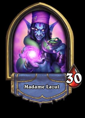 Madame Lazul Card Image