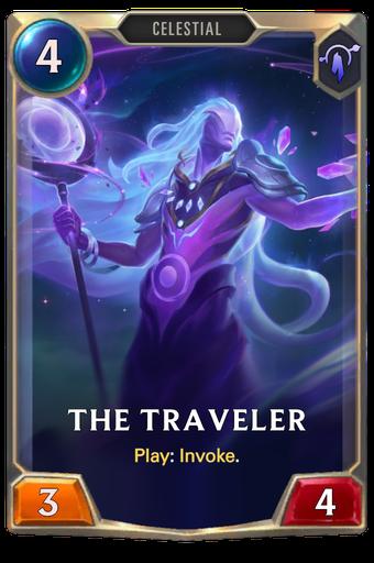 The Traveler Card Image