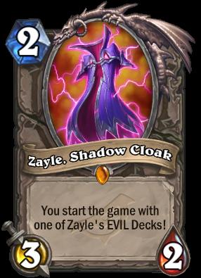 Zayle, Shadow Cloak Card Image
