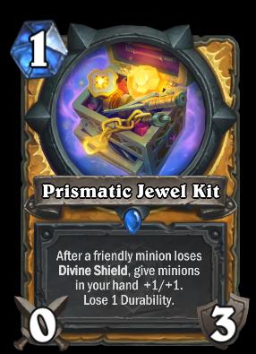 Prismatic Jewel Kit Card Image