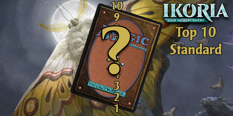 The Top 10 Ikoria Cards for Standard