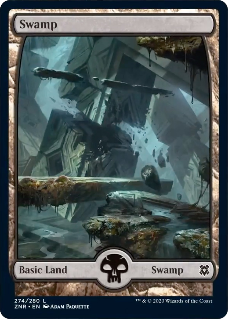 Swamp Card Image