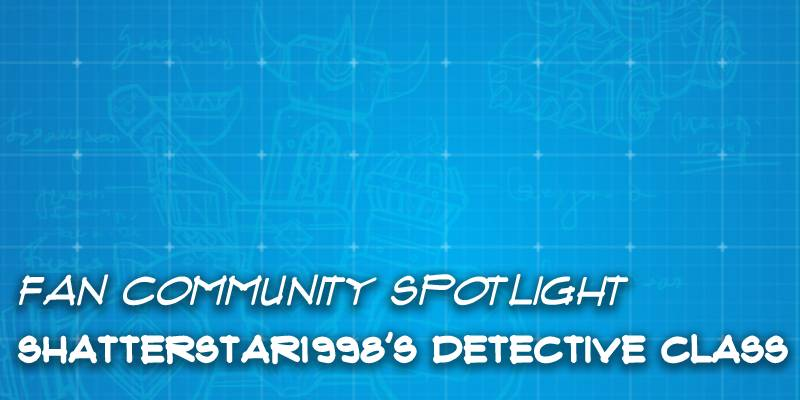Shatterstar1998's Custom Detective Class - Hearthstone Fan Community Spotlight
