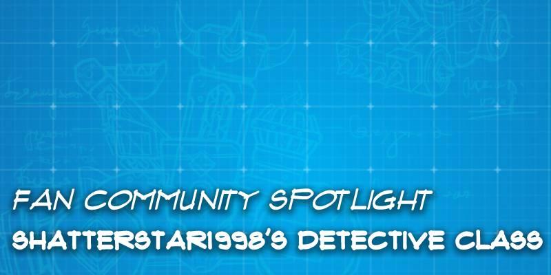 Shatterstar1998's Custom Detective Class - Hearthstone Fan Community Spotlight