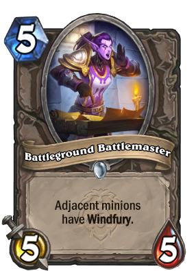 Battleground Battlemaster Card Image