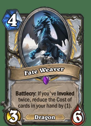 Fate Weaver Card Image
