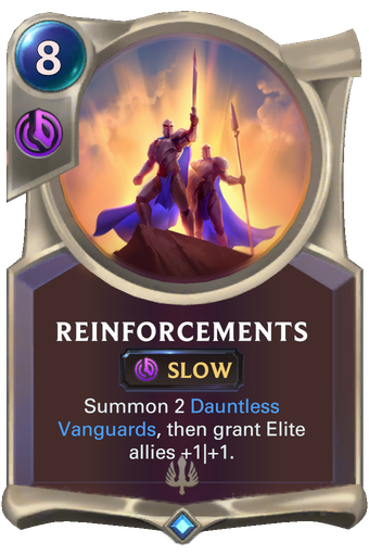 Dauntless Vanguard Legends Of Runeterra Foundations Cards Out Of Cards