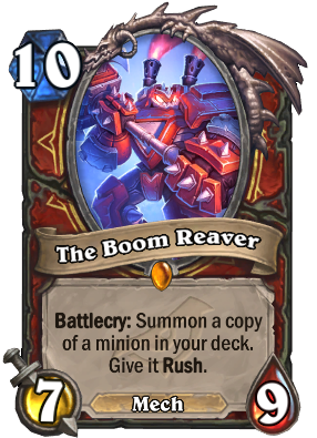 The Boom Reaver Card Image