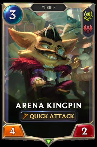 Arena Kingpin Card Image