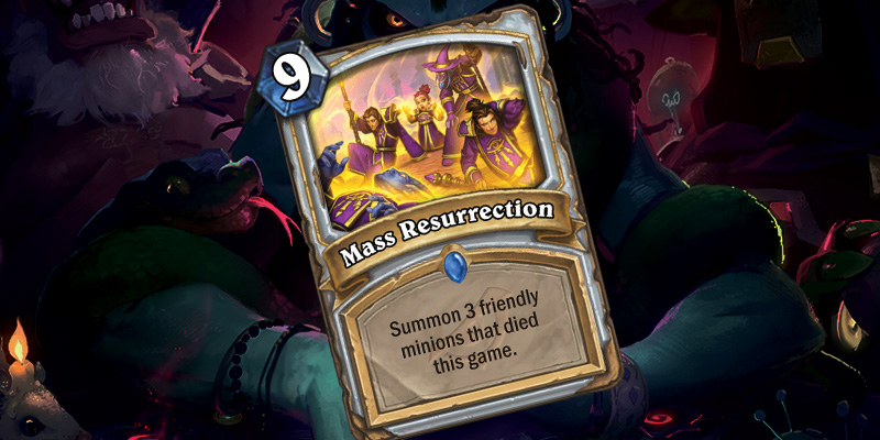 New Priest Card - Mass Resurrection
