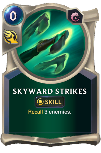 Skyward Strikes Card Image