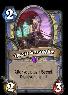 Apexis Smuggler Card Image