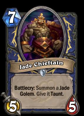 Jade Chieftain Card Image