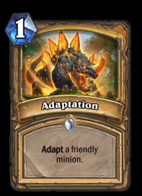 Adaptation Card Image