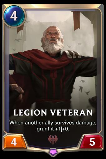 Legion Veteran Card Image