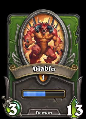 Diablo Card Image