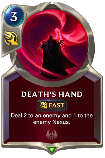 Death's Hand Card Image