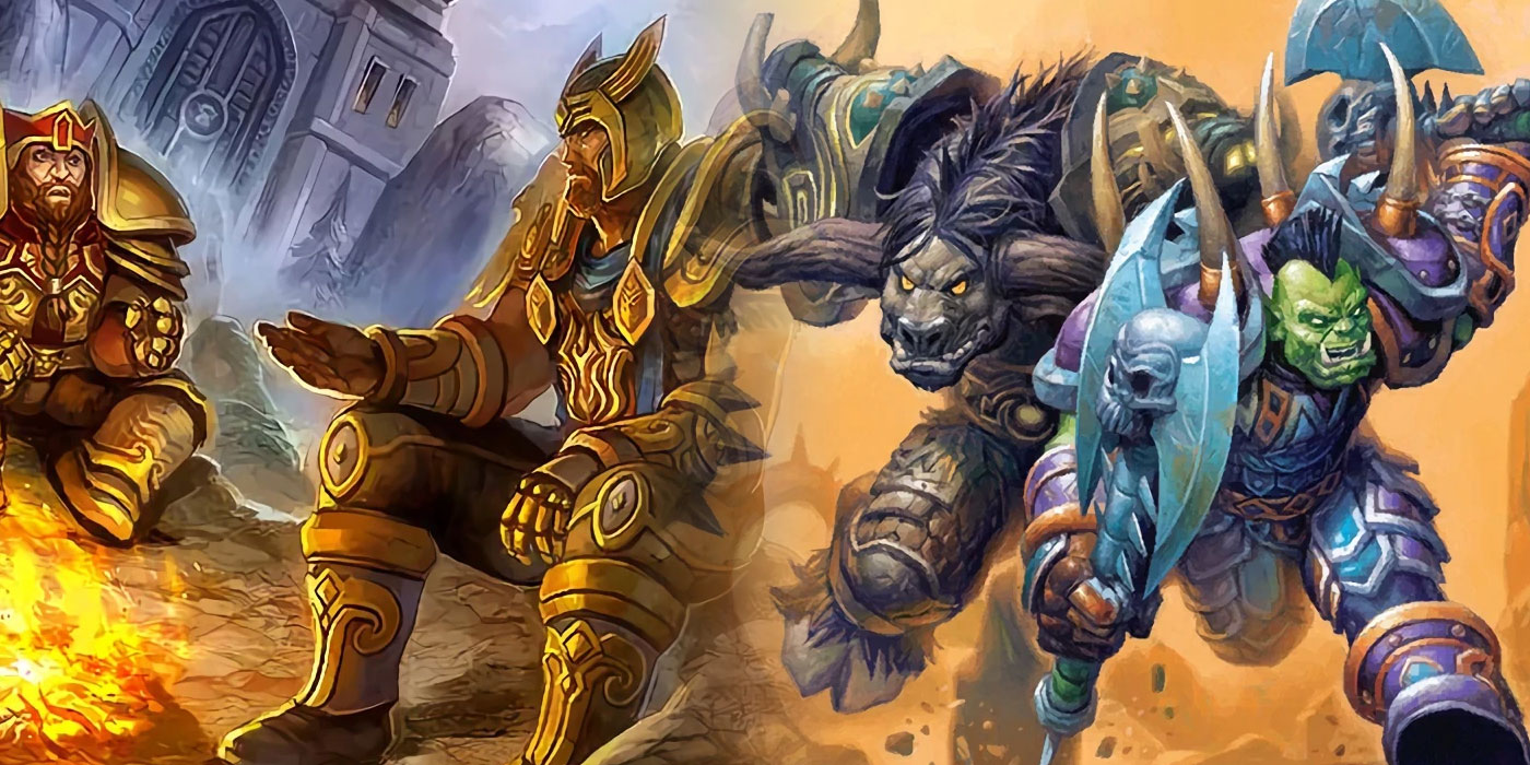"""Hearthstone Duels Gets an Update This Week - Oppressive Treasures Being Moved to """"Ultra Rare"""" Pool"""