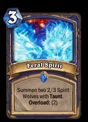 Feral Spirit Card Image
