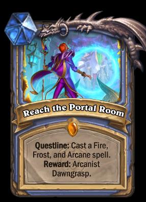 Reach the Portal Room Card Image